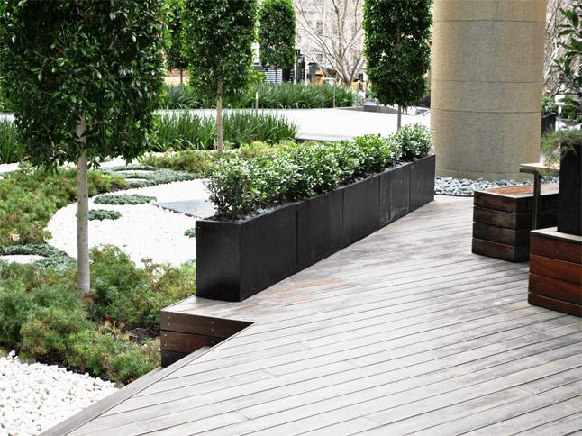 Customise planter boxes