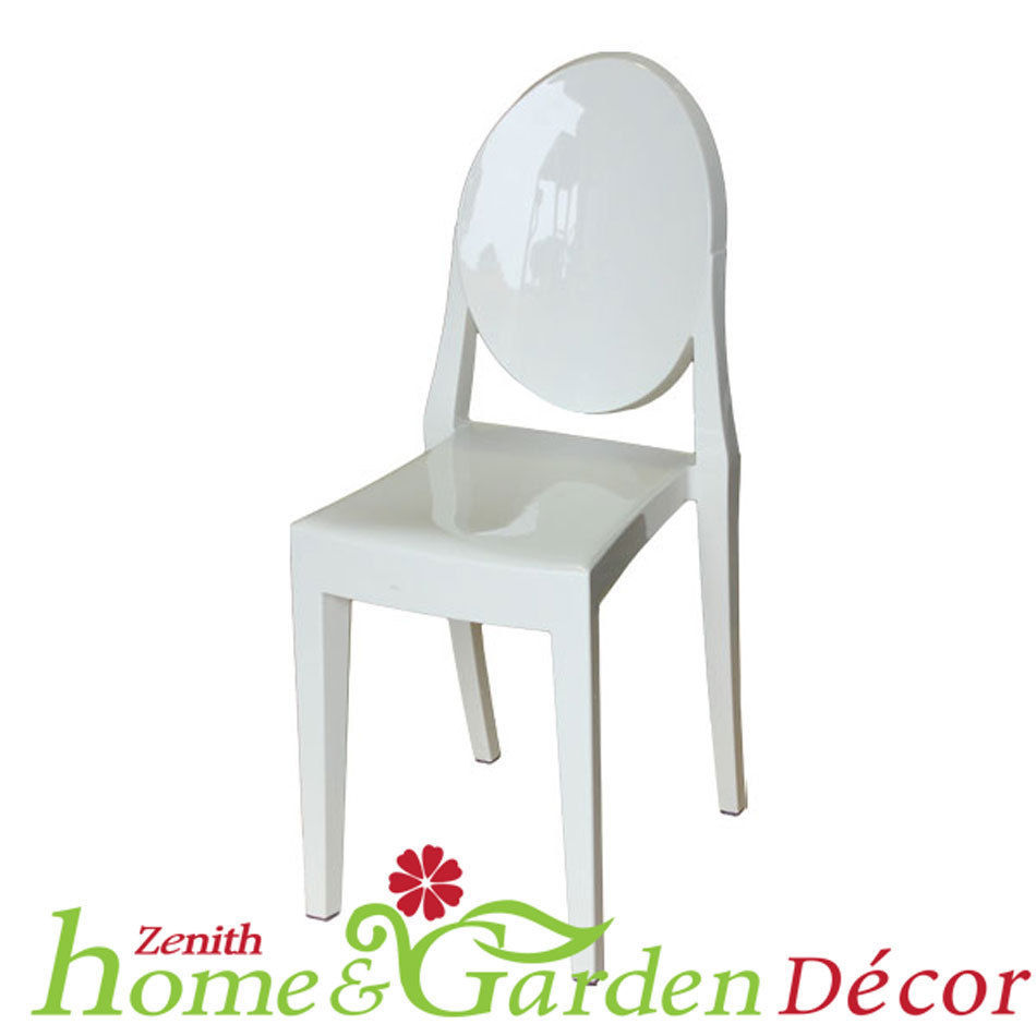 Chaise Victoria Ghost Starck Philippe Stark Chair Replica From Designer