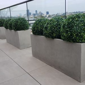 Large Planter Boxes Melbourne Lightweight Plant Pots Melbourne